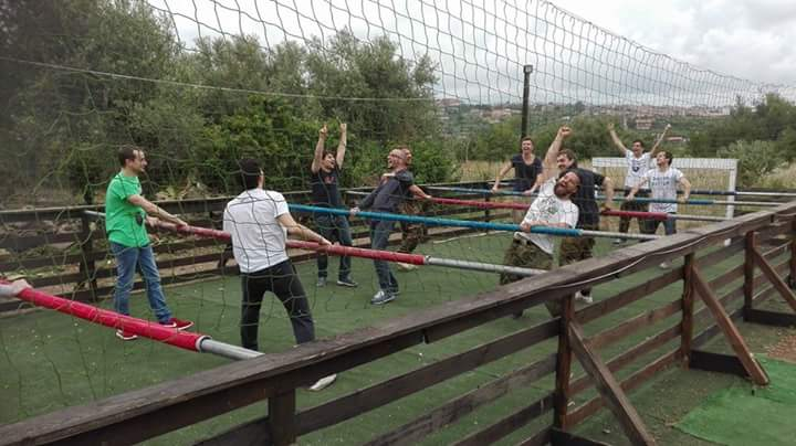 Slider 2 Infinity Paintball Catania |  Divertimento senza paragoni.